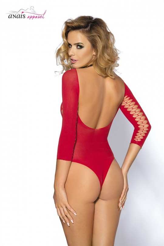 Body sexy rouge Muriel